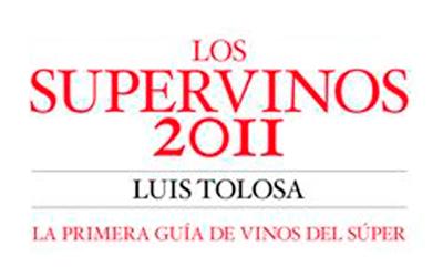 Los supervinos 2011